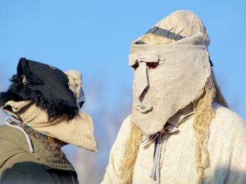 立陶宛狂欢节面具03
