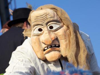 立陶宛狂欢节面具06