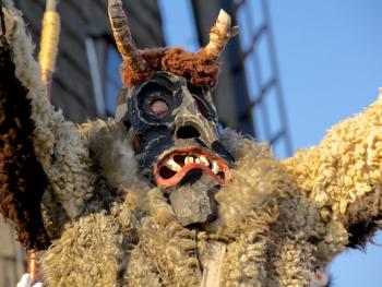 立陶宛狂欢节面具08