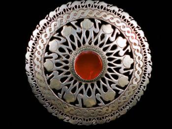 土库曼斯坦的珠宝镶嵌工艺10