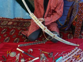土库曼斯坦的珠宝镶嵌工艺07