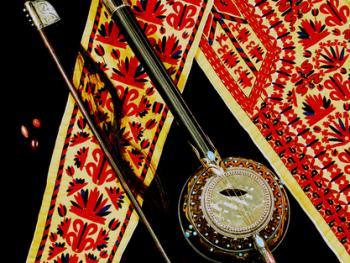 土库曼斯坦的珠宝镶嵌工艺08