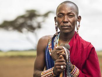 肯尼亚部落人像13