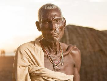 肯尼亚部落人像02
