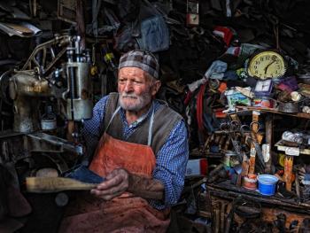 土耳其传统手工艺