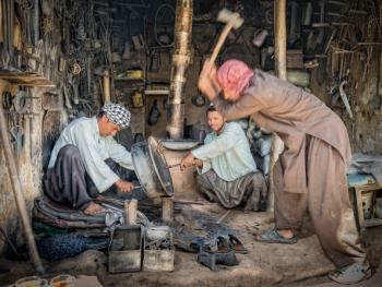 阿富汗传统手工艺11