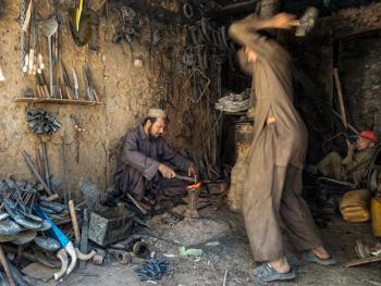 阿富汗传统手工艺12