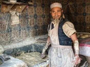 阿富汗传统手工艺