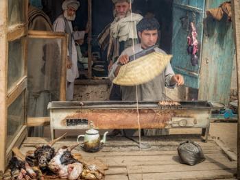 阿富汗传统手工艺02