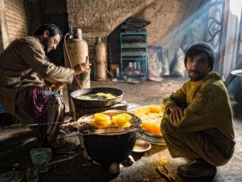 阿富汗传统手工艺06