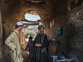阿富汗传统手工艺08