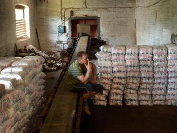 乌克兰东部的井盐生产13