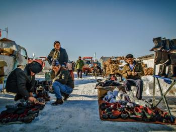 北疆乡村巴扎3
