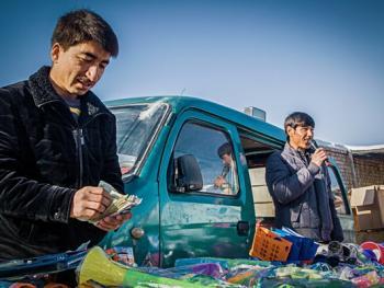 北疆乡村巴扎9