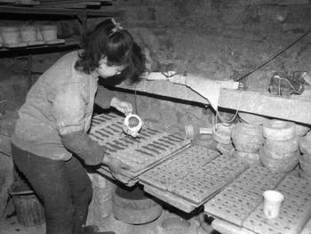 博山陶瓷作坊