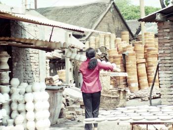 博山陶瓷作坊06