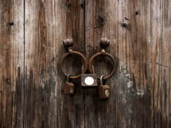 江南传统民居的门环11