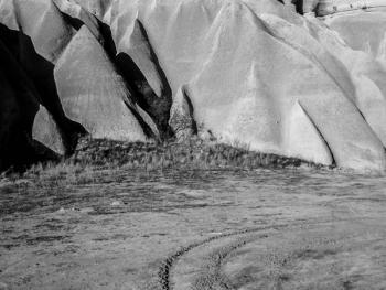 卡帕多西亚的岩洞建筑5