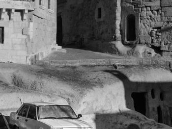 卡帕多西亚的岩洞建筑8