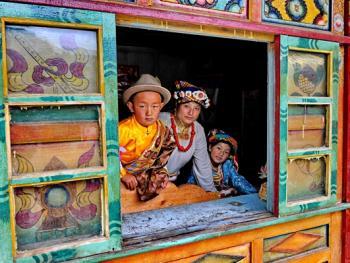 西索嘉绒藏族民居10