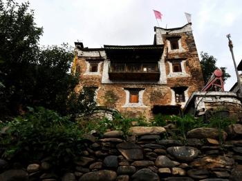 西索嘉绒藏族民居04