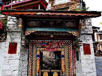 西索嘉绒藏族民居