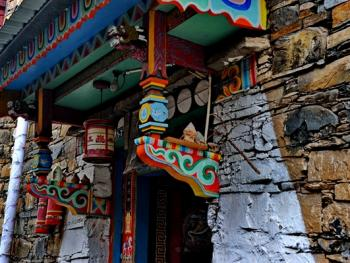西索嘉绒藏族民居09
