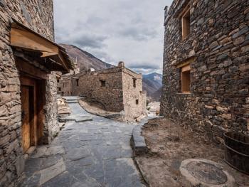 松岗嘉绒藏族民居3