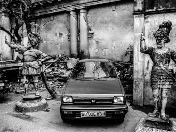 加尔各答殖民时期的欧式建筑07