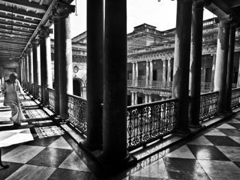 加尔各答殖民时期的欧式建筑09