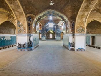 大不里士蓝色清真寺10