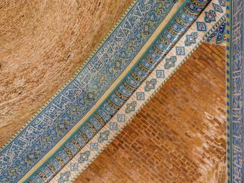 大不里士蓝色清真寺12