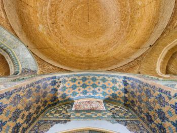 大不里士蓝色清真寺13