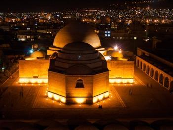 大不里士蓝色清真寺