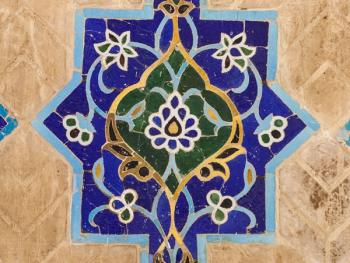 大不里士蓝色清真寺09