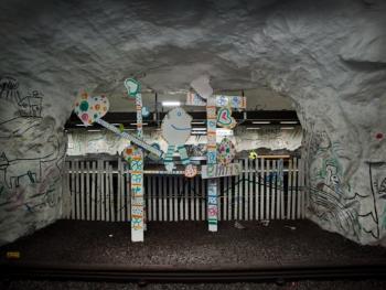斯德哥尔摩地铁站10