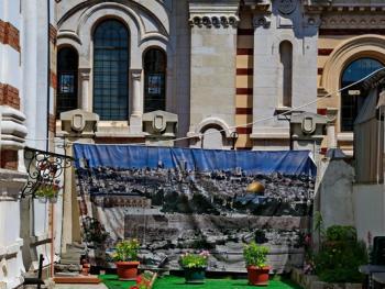 保加利亚的犹太教堂12