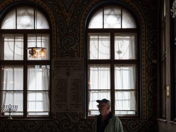 保加利亚的犹太教堂03
