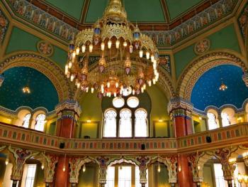 保加利亚的犹太教堂06