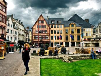 法国的乡镇建筑