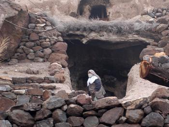 克尔曼省石穴村落12