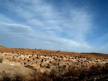 克尔曼省石穴村落13