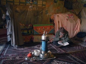 克尔曼省石穴村落06