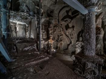 维利奇卡盐矿中的宗教设施10