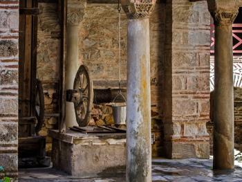 希腊阿索斯山修道院04