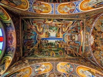 希腊阿索斯山修道院06