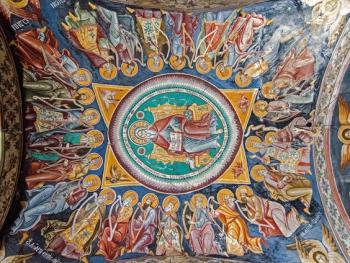 希腊阿索斯山修道院07