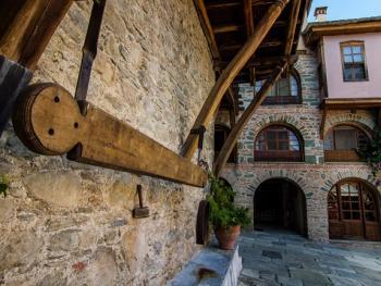 希腊阿索斯山修道院08