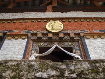廷布宗教建筑