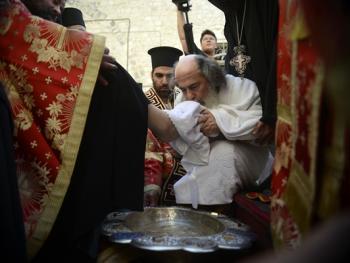 耶路撒冷圣经信仰者的仪式13